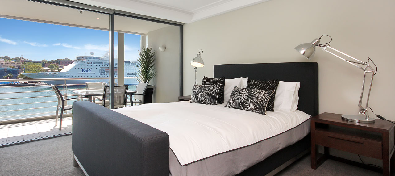 accommodation near sydney harbour bridge