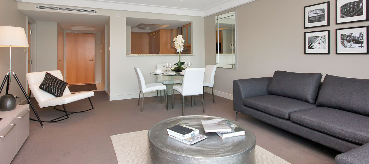 Luxury accomodation sydney harbourside aparments for The retreat luxury apartments