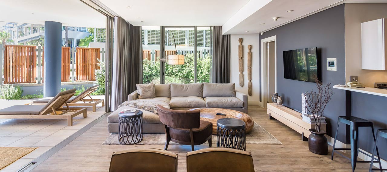 Luxury holiday apartments cape town luxury accommodation for The retreat luxury apartments